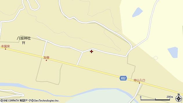 大分県国東市国東町富来601周辺の地図