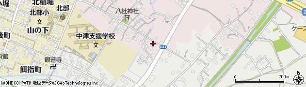 大分県中津市大塚548周辺の地図