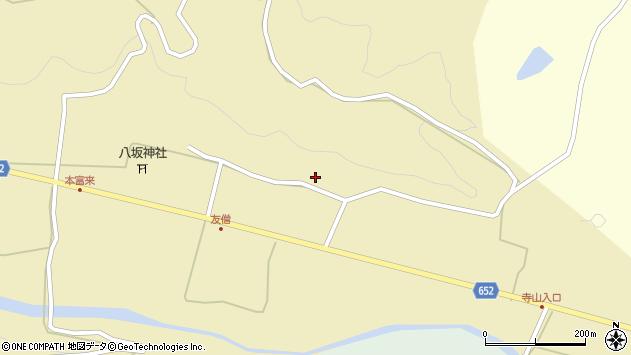 大分県国東市国東町富来1050周辺の地図