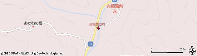 大分県国東市国見町赤根2103周辺の地図