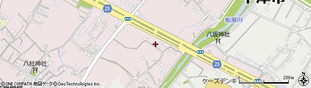 大分県中津市大塚409周辺の地図
