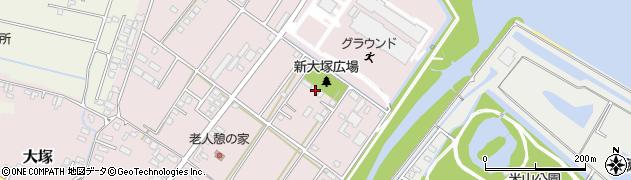 大分県中津市大塚701周辺の地図