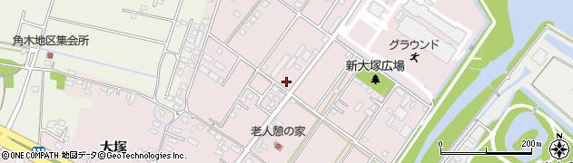 大分県中津市大塚759周辺の地図