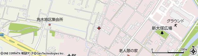 大分県中津市大塚894周辺の地図