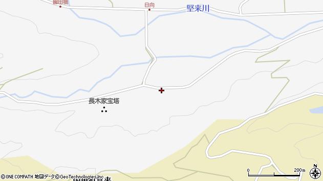 大分県国東市国東町東堅来3077周辺の地図