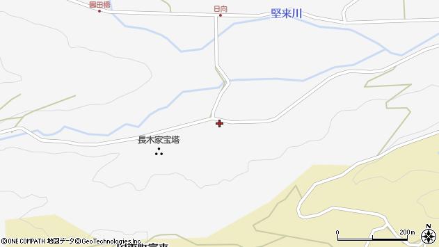 大分県国東市国東町東堅来3071周辺の地図