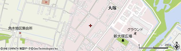 大分県中津市大塚798-4周辺の地図