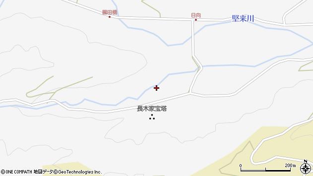 大分県国東市国東町東堅来3286周辺の地図