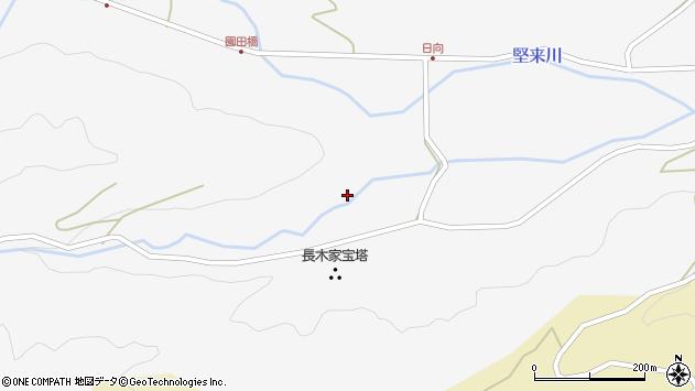 大分県国東市国東町東堅来3171周辺の地図