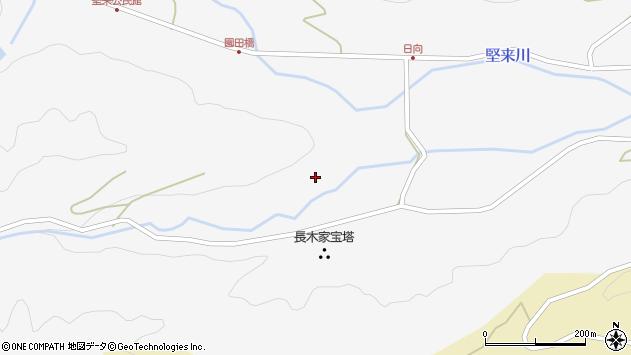 大分県国東市国東町東堅来3170周辺の地図