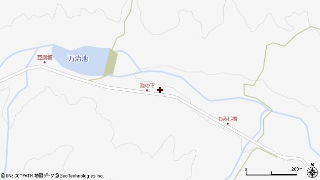 大分県国東市国東町大恩寺2180周辺の地図