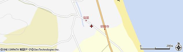 大分県国東市国東町東堅来2周辺の地図