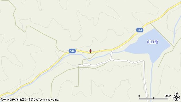 大分県国東市国東町岩戸寺341周辺の地図