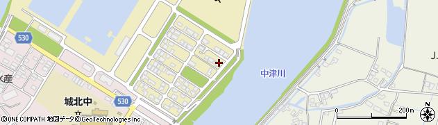 大分県中津市小祝新町73周辺の地図