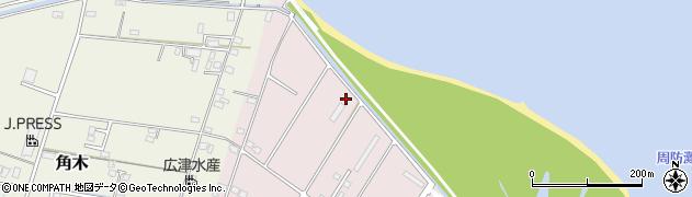 大分県中津市大塚822周辺の地図