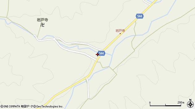 大分県国東市国東町岩戸寺962周辺の地図
