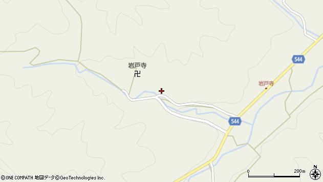 大分県国東市国東町岩戸寺1257周辺の地図