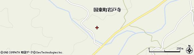 大分県国東市国東町岩戸寺1703周辺の地図