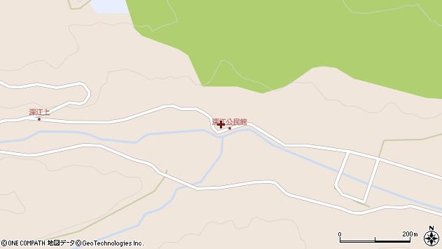 大分県国東市国東町深江1207周辺の地図
