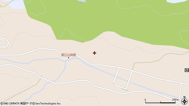 大分県国東市国東町深江1303周辺の地図