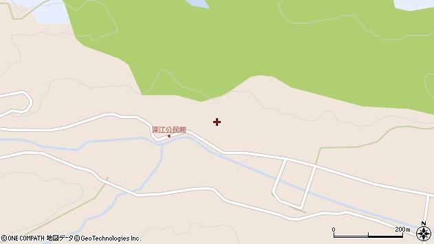 大分県国東市国東町深江1304周辺の地図
