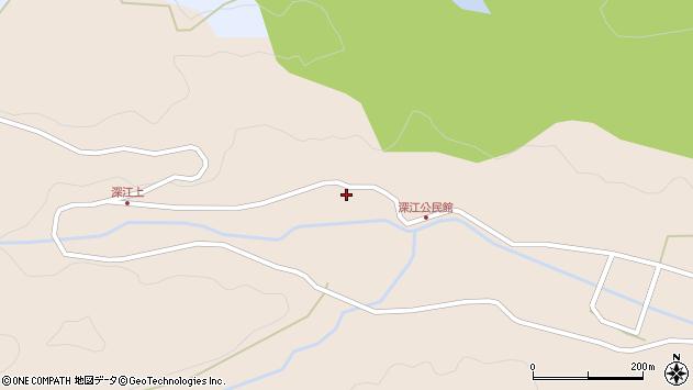 大分県国東市国東町深江1183周辺の地図