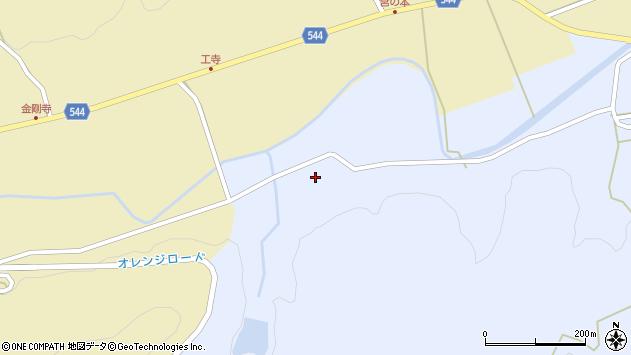大分県国東市国東町浜768周辺の地図