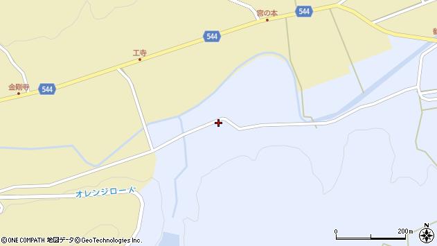 大分県国東市国東町浜759周辺の地図
