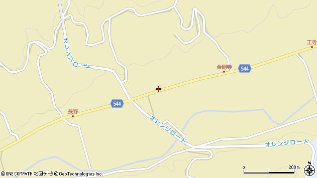 大分県国東市国東町来浦125周辺の地図