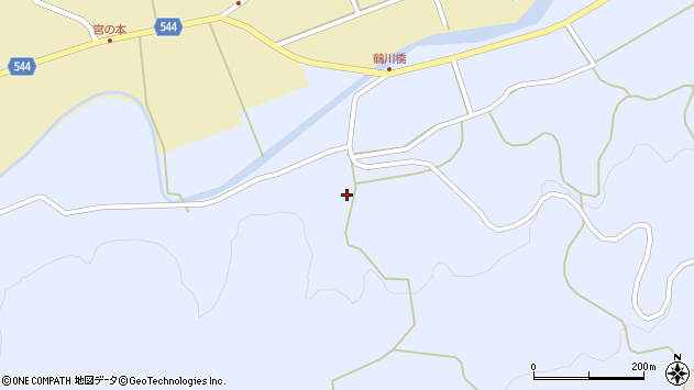 大分県国東市国東町浜1362周辺の地図