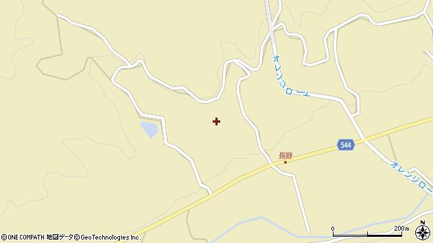 大分県国東市国東町来浦長野周辺の地図