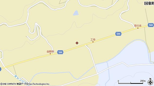大分県国東市国東町来浦2317周辺の地図