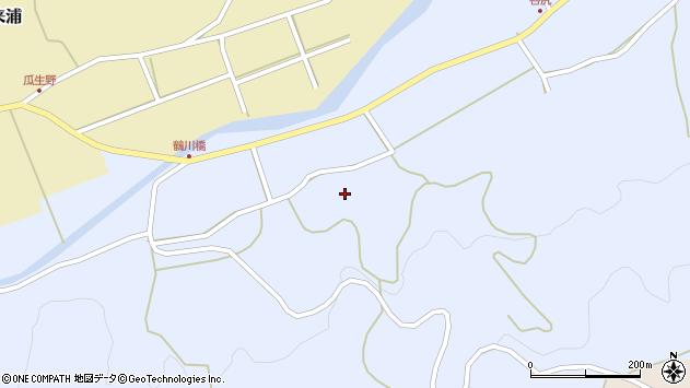 大分県国東市国東町浜1747周辺の地図