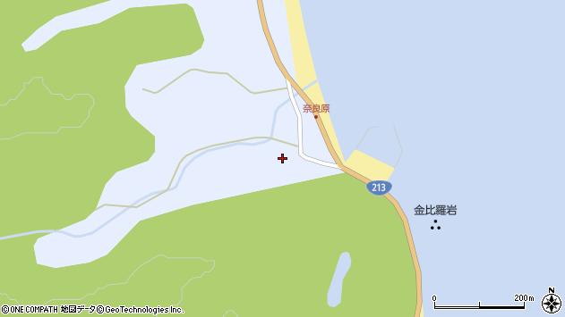大分県国東市国東町浜2445周辺の地図