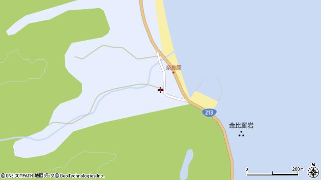 大分県国東市国東町浜2578周辺の地図