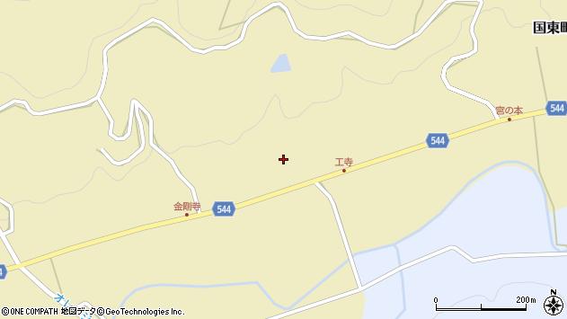 大分県国東市国東町来浦2239周辺の地図