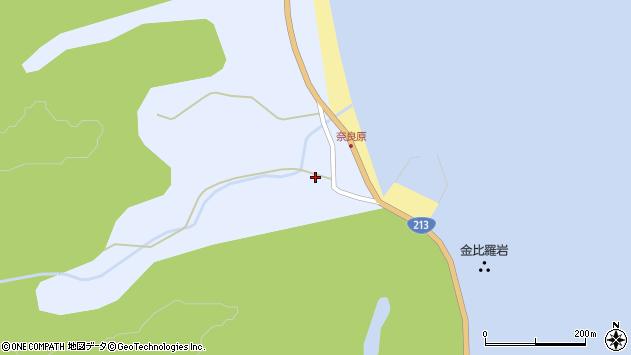 大分県国東市国東町浜2574周辺の地図