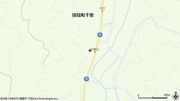 大分県国東市国見町千燈400周辺の地図