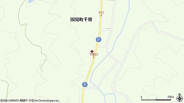 大分県国東市国見町千燈512周辺の地図