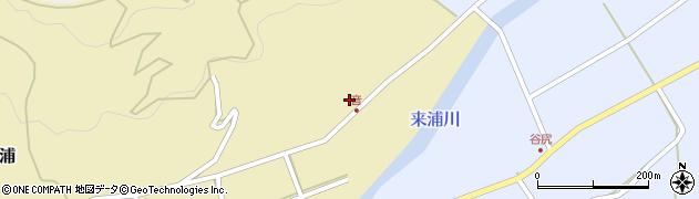 大分県国東市国東町来浦3567周辺の地図