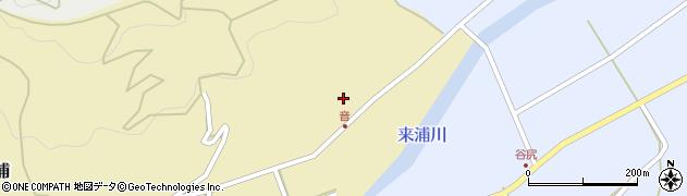 大分県国東市国東町来浦3564周辺の地図