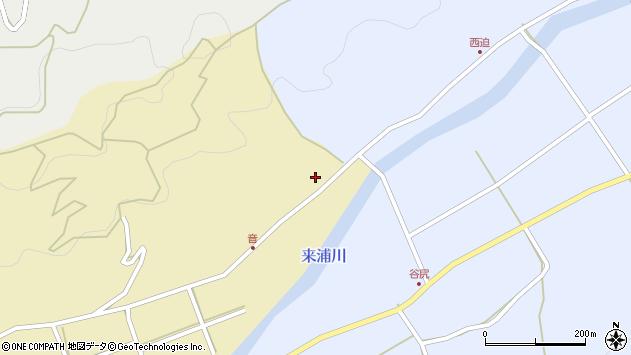 大分県国東市国東町浜5441周辺の地図