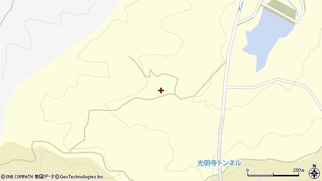 大分県国東市国見町大熊毛135周辺の地図