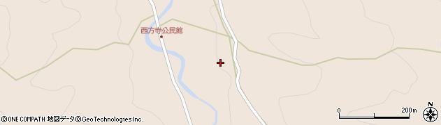 大分県国東市国見町西方寺548周辺の地図