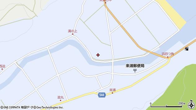 大分県国東市国東町浜4752周辺の地図