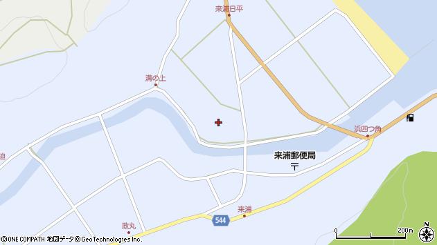 大分県国東市国東町浜4753周辺の地図