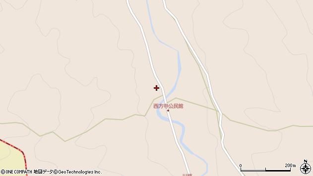 大分県国東市国見町西方寺1762周辺の地図