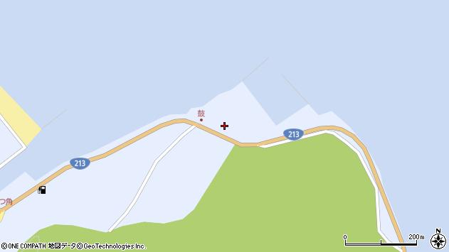 大分県国東市国東町浜3664周辺の地図