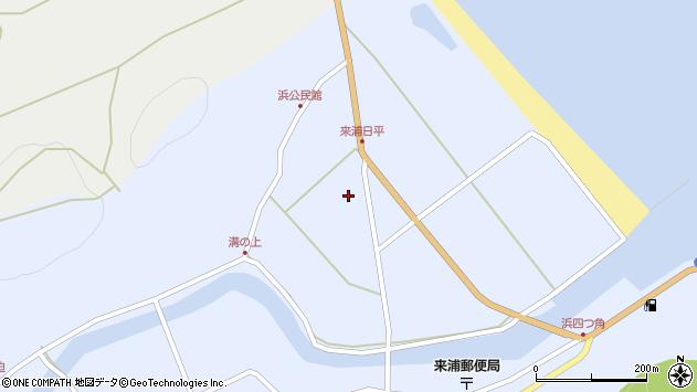 大分県国東市国東町浜4915周辺の地図