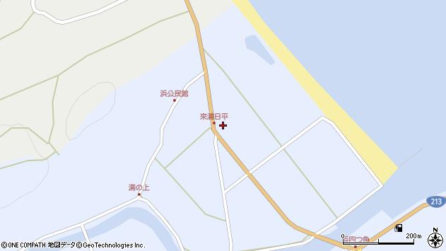 大分県国東市国東町浜5139周辺の地図